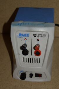 Pace Mts 200 Heatwise Soldering Station