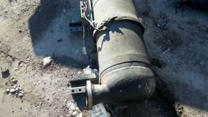 2010 Freightliner Columbia S60 14l Dpf Exhaust Assembly