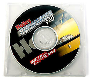 Holley 534 191 Commander 950 Software