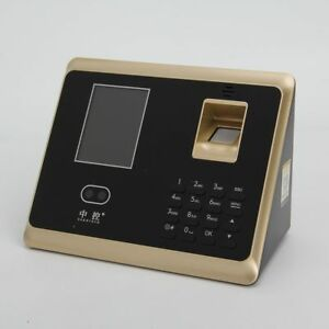 Zk fa20 Attendance Access Face Recognition password card Support 300 Users