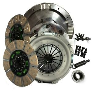 Valair Dual Disc Ceramic Clutch Nmu73zf5dds For 1994 1997 Ford 7 3l Powerstroke