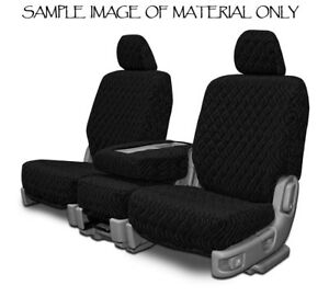 Black Diamond Front Custom Seat Covers For Ford Falcon 1961 1965