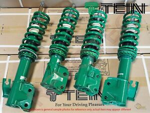Tein Street Basis Z Coilovers For 2001 2005 Honda Civic 2dr 4dr Si Em2 Es1 Ep3