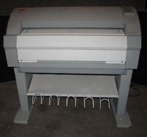 Oce 9300 Wide Format Printer Plotter 2178