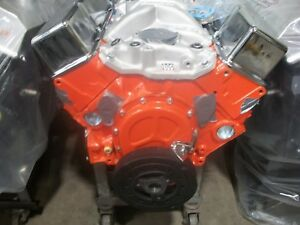 350 Chevy Engine New Rebuilt Midstate Machine