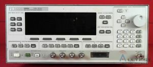Hp Agilent 83630a 001 002 Signal Generator 10mhz To 26 5ghz 3101a00133