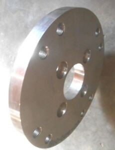 Stainless Steel Flange 11 Od X 3 Id X 1 Thick 159 l6
