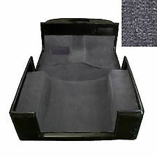 Jeep Wrangler Tj 1997 2006 Deluxe 6 piece Complete Carpet Set Gray brand New