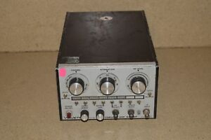 Wavetek Automatic Uhf Sweep Generator Model 1501