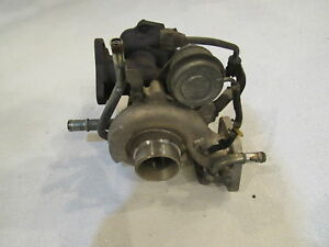 2008 Subaru Wrx Turbo Charger Assembly 14411aa710