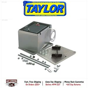 48100 Taylor Cable Products Aluminum Battery Box Relocation Kit