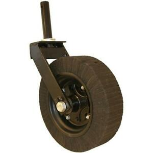 New Bush Hog Hardee Landpride Rotary Cutter Tail Wheel Assembly 1 1 2 Shaft