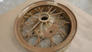 Model Aa Ford 600 X 20 Wire Wheel Mt 2385