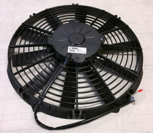 sale Spal Performance 12 Medium Profile Electric Radiator Pull Fan puller