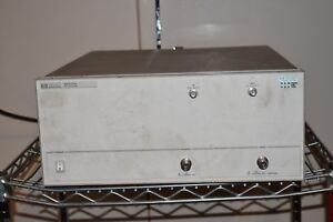 Hewlett Packard Hp 89440a Rf Section For Vector Signal Analyzer