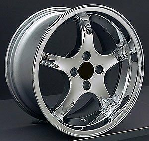 Oe Wheels 8181864 Mustang Cobra R 98 Deep Dish Wheel