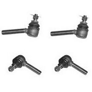 Tie Rod Drag Link Ends Fits Mf Ferguson Tractor To20 To30