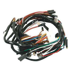 Ford Tractor 2000 3000 3400 4000 4500 5000 Wiring Wire Harness Die
