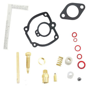 Carburetor Kit With Quality Parts For Ih Farmall Super H M W4 O4 W6 O6