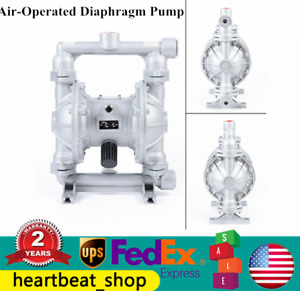 Air operated Double Diaphragm Pump 1inch Outlet Petroleum Fluids 1 Inch Inlet Us
