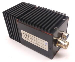Hamamatsu P4631 Infrared Detector Module With Preamp Max Current 60 10vc