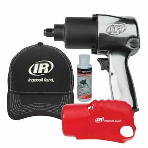 Ingersoll Rand Limited Edition Irt231c 1 2 Drive Impactool Kit 231cbhk
