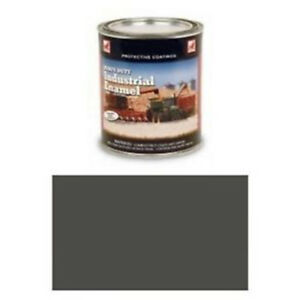 Tp2888qt One 1 Quart Of Dark Gray Paint For Ford Tractors 2n 9n