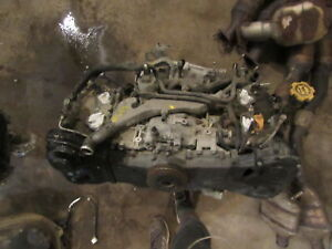 2008 Subaru Wrx Turbo 2 5l Engine see Details For Shipping