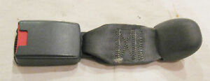 1998 1999 2000 Toyota Tacoma Extended Cab Gray Rear Seat Belt Buckle