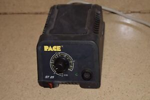 Pace St25 Soldering Station bs
