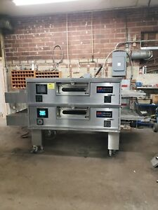 Middleby Marshall Ps770g Conveyor Pizza Ovens