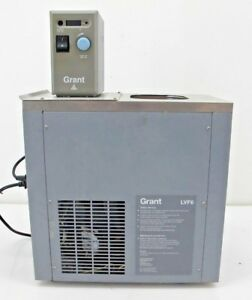 Grant Model Lvf6 Recirculating Water Bath no Pump Outlet Or Inlet