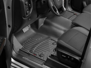Weathertech Full Coverage Floorliner For 2019 Chevy Silverado Gmc Sierra