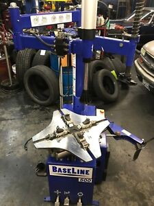 Baseline 500 By Coats Tire Changer Comes With Arm