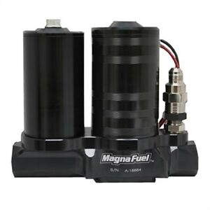 Magnafuel Mp 4450 blk Prostar 500 Fuel Pump With Filter 2000 Hp Raiting 25 To 36