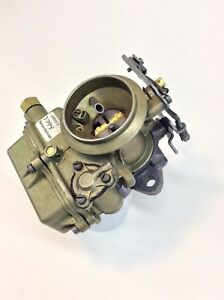 Holley 1904 Carburetor 1960 1961 Ford Falcon Mercury Comet 144 Eng