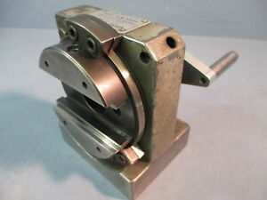 Harig Grind all No 1 Grinding Fixture Spin Index Needs Work Parts 3 0 Center