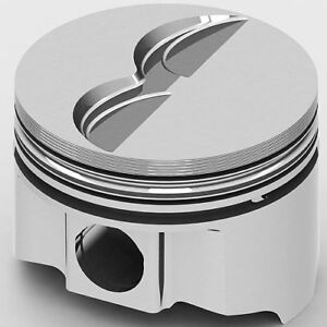 Kb Performance Pistons Ic9976 030 Chrysler 360ci Fhr Forged Pistons Flat Top 2v