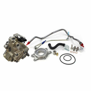 Fleece Cp3 Injection Pump W Dp Conversion Kit 11 16 Gm 6 6l Lml Duramax Diesel