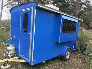 Used Food Concession Trailers