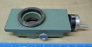 Lathe Or Other Machine Compound Slide