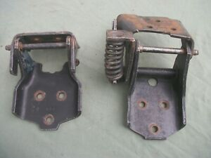 Two 1970 80 S Gm Door Hinges Oem Used Parts Please Read Description