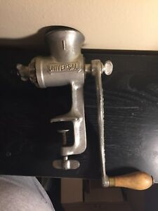 Universal Meat Grinder 1 Made In Usa