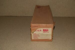 Cuno Inc Filter Model 1b1 Cat No 40292 14 New In Box 2