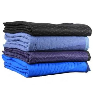 4 pack Miscellaneous Moving Blankets Furniture Pads