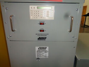 Staco Energy Products Variable Transformer With Microprocessor Model Mv15m5021e