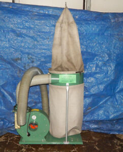 Sunhill Machinery Dust Collector Ufo 101 With Induction Motor 2hp Single Phase