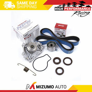 Timing Belt Kit Npw Water Pump Fit 96 01 Honda Acura B18b1 B20b4 B20z2