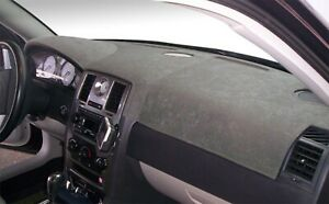 Dodge Charger 2011 2020 Brushed Suede Dash Board Cover Mat Grey