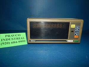 Mitutoyo Ks Linear Scale Digital Display Counter